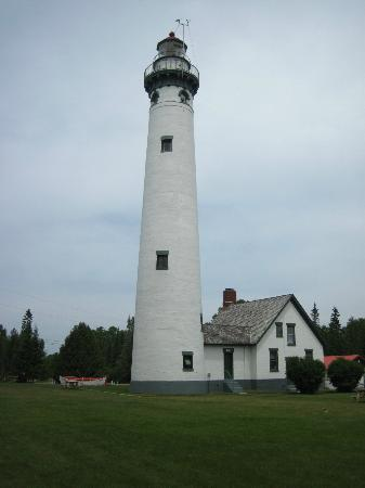 "The ""New"" Presque Isle Lighthouse"