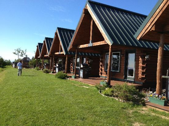 Alaskan Suites: Cabins