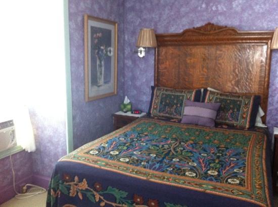 Mooring B&B: comfy room 12