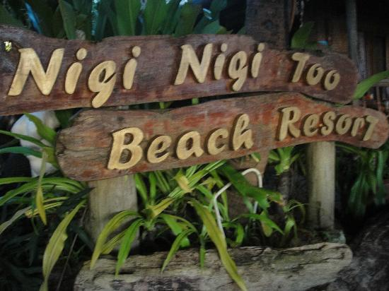 Nigi Nigi Too Beach Resort: can't wait to go back