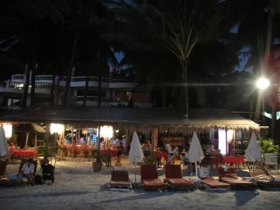 尼戈尼戈泰海灘度假村照片