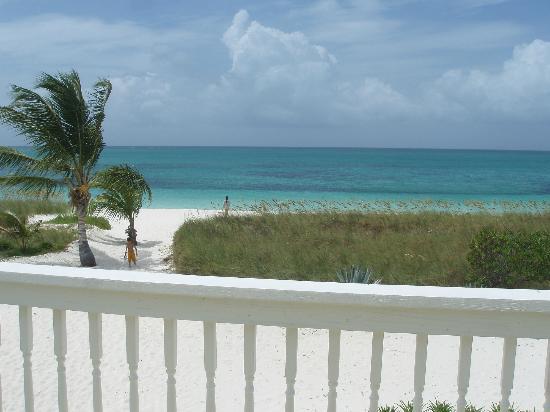 Aquamarine Beach Houses: The balcony