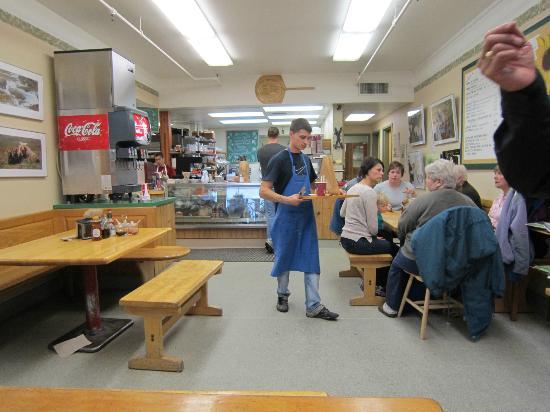 inside the bake shop