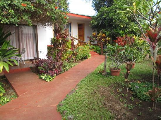 Hotel Orongo: Mi habitacion