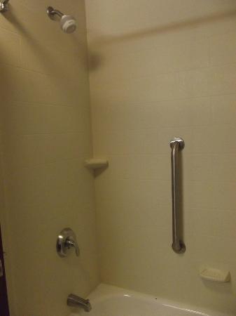 Hampton Inn Pigeon Forge: bathroom
