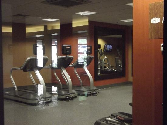 Hampton Inn Pigeon Forge: Weight room