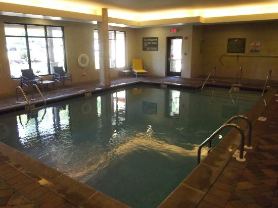 Hampton Inn Pigeon Forge: Indoor Pool