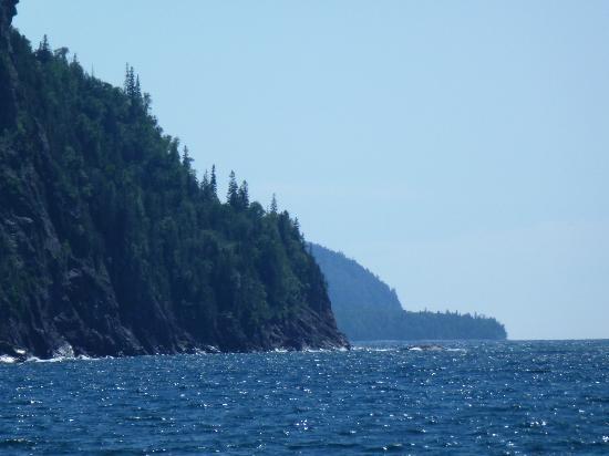 Ontario, Kanada: Pancake Bay