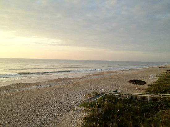 The Lodge and Club at Ponte Vedra Beach: View from room at sunrise