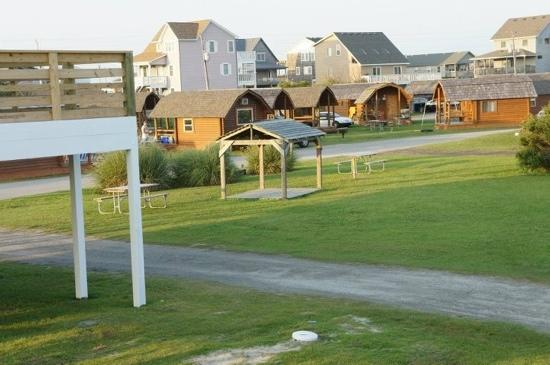 Cape Hatteras KOA: camp grounds