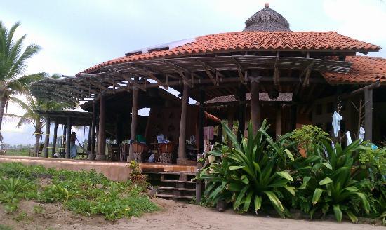 Playa Viva: main lounge and pool area