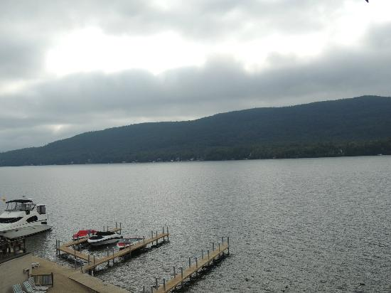 Lake Crest Inn: View from room