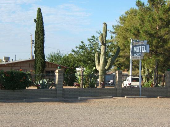 Sierra Vista Motel : Office