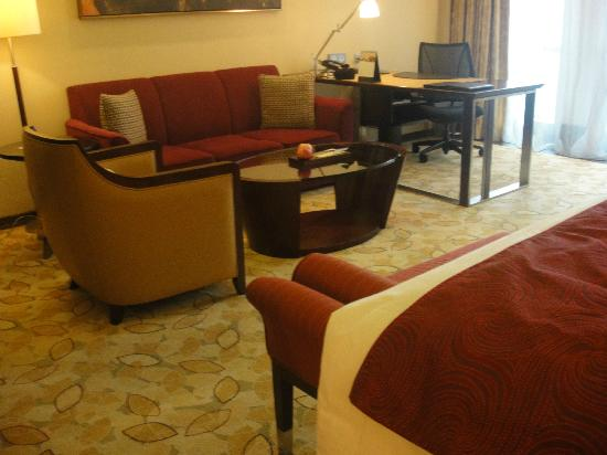 JW Marriott Hotel Shenzhen: very spacious