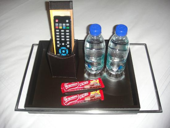 JW Marriott Hotel Shenzhen : but these are complimentary