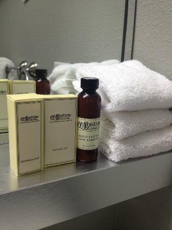 The Hotel Modern: C.O. Bigelow products