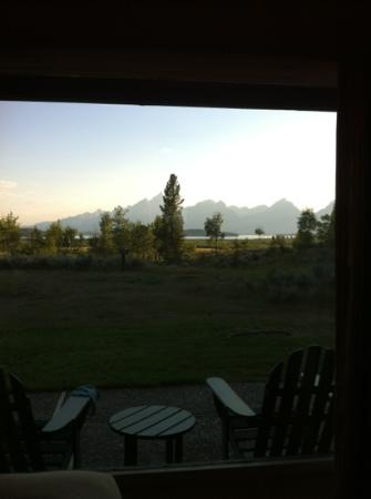 porch with a view!