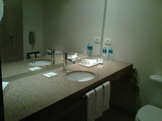 Holiday Inn Express Quito : Lavabo