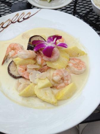 Champa: Coconut Shrimp