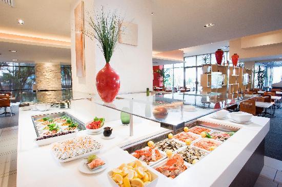 Mantra Restaurant Buffet Menu