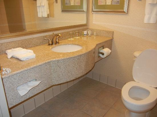 Wingate by Wyndham Ellicottville: bathroom