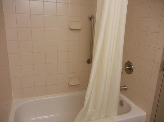 Wingate by Wyndham Ellicottville : bathroom