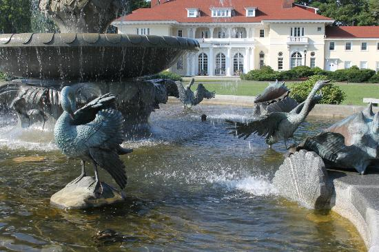Wylie Inn and Conference Center : Peaceful Fountain