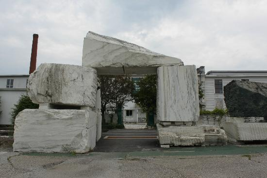Grand Entrance Picture Of Vermont Marble Museum Proctor
