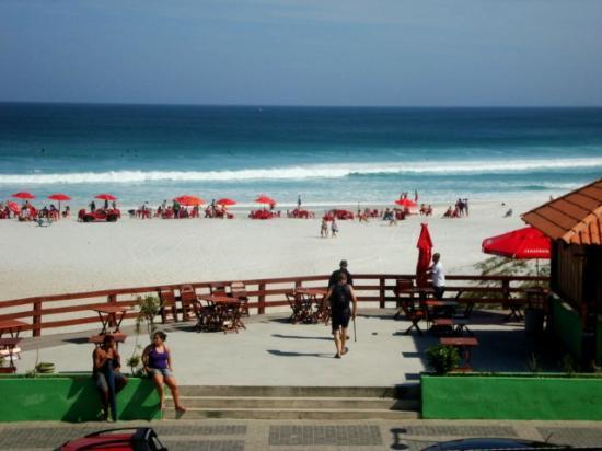 Varandas ao Mar Hotel: Vista da Praia Grande