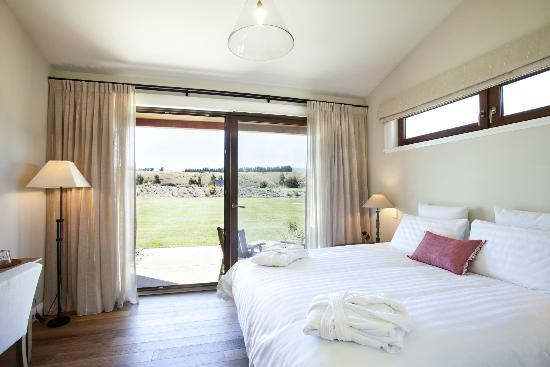 Wanaka Haven: Superior King Room