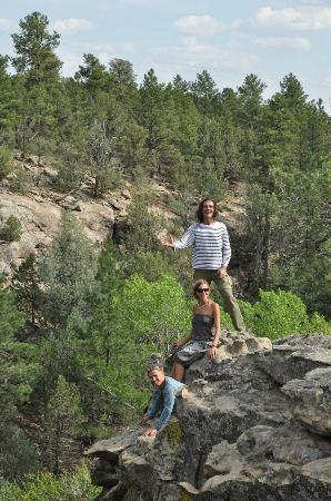 Santa Fe Mountain Adventures: Glorieta Mesa