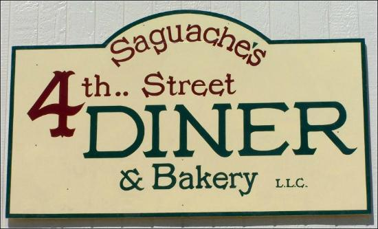 4th Street Diner & Bakery: Diner