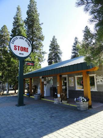 The Crater Lake Resort Store