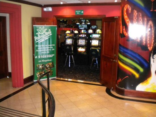 Palma Real Hotel & Casino: Casino