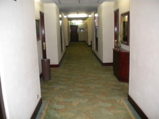 Palma Real Hotel & Casino: Hallway