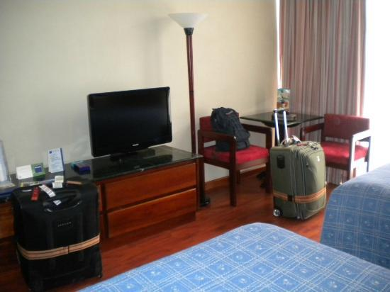 Palma Real Hotel & Casino: Flat Screen TV & Furnitures