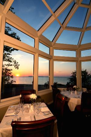 Blu: dining room