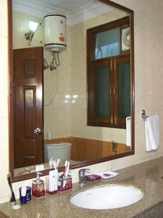 Hotel Mayarch: Wash Room