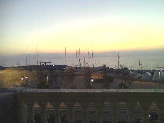 Residenza Santa Cecilia: Vista dalla terrazza