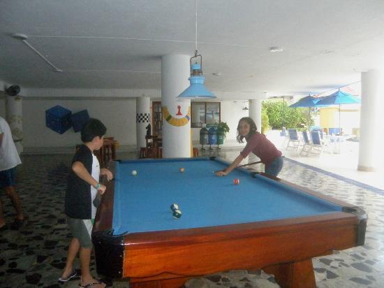 Sol Caribe San Andres: entretenimientos,,