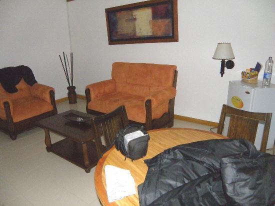 Sol Caribe San Andres: habitación...