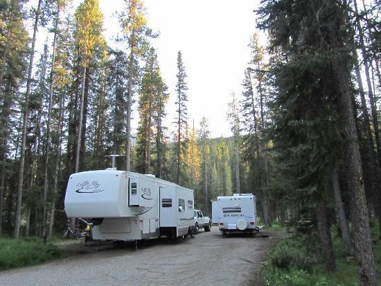 Lake Louise Lake Louise Rv Camping