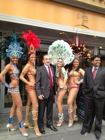 Bem Brasil, Deansgate: Bem Babes
