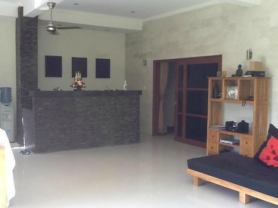 Villa Besar: Kitche