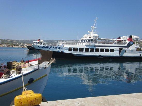 Balos Lagoon: Gramvousa Balos Cruises