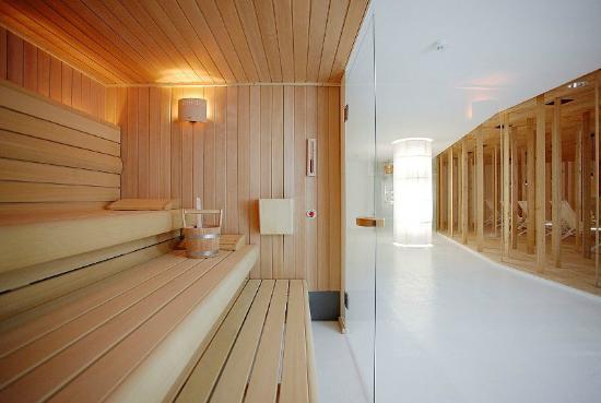 Hotel Rauter: Sauna