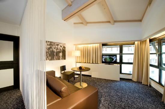 Hotel Rauter: Zimmer Maisonette
