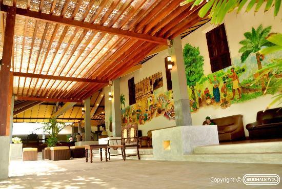 Siddhalepa Ayurveda Health Resort : Lobby Area