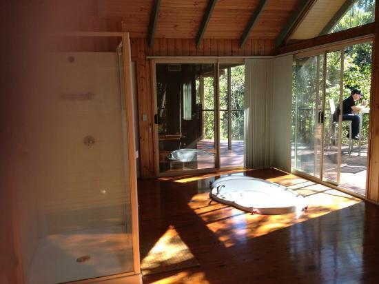 Kondalilla Eco Resort: Sunken Spa