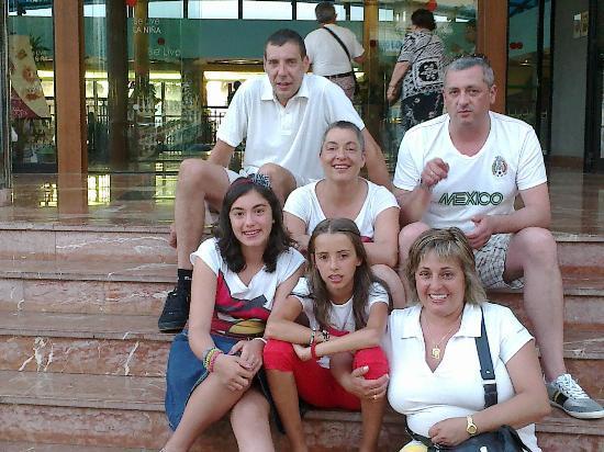 Be Live Experience La Nina: una gran familia.